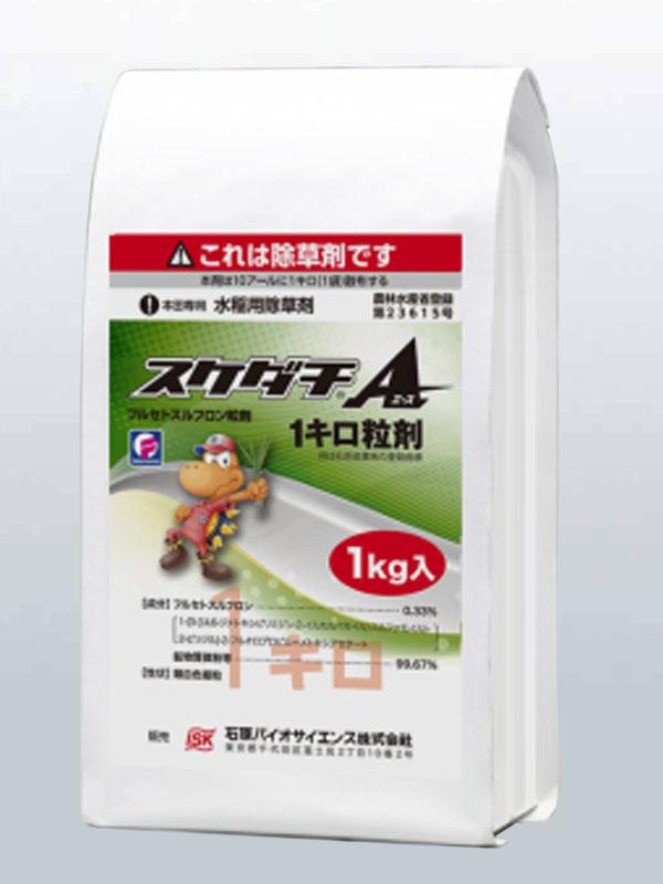 スケダチエース1キロ粒剤